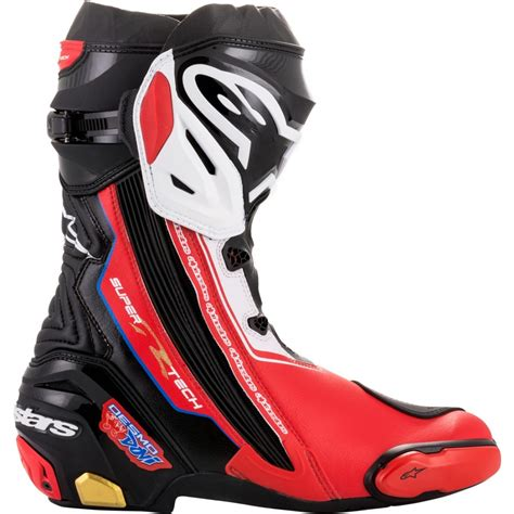 Limited Edition Boot R 011 alpinestars supertech r victory andrea dovizioso limited edition boots 183 motocard