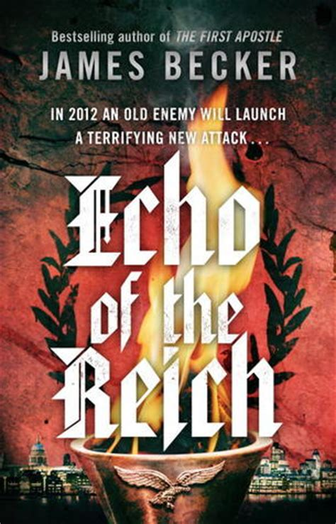 the echo of others books echo of the reich chris bronson 5 by becker