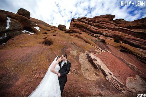 Wedding Colorado by Rocks Colorado Winter Wedding Photography Denver