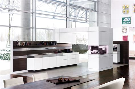 modern open plan kitchen designs kitchens from german maker poggenpohl