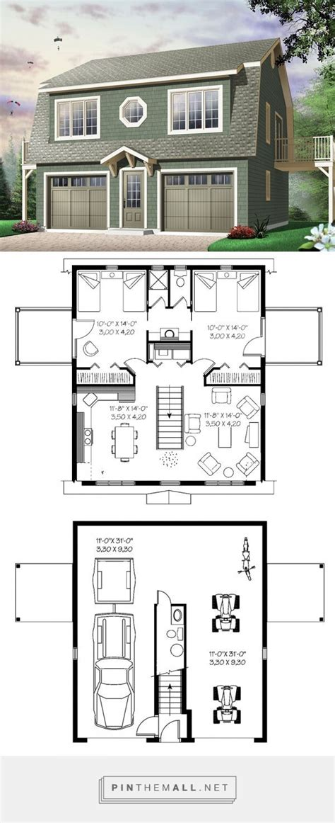 apartments above garage floor plans the ideas of using garage apartments plans theydesign