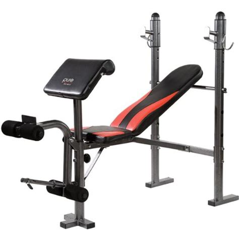 multi purpose exercise bench pure fitness multi purpose weight bench payless2stayfit