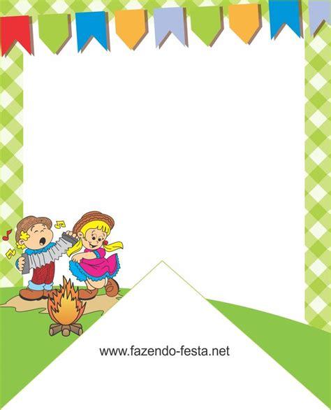 Modelo De Convite Para Festa Convites Para Festa Junina Convite Para Festa Junina 30 Op 231 245 Es Para Imprimir