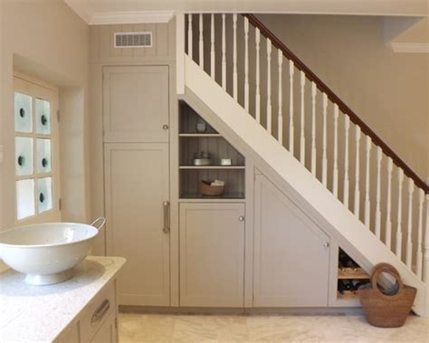 stairs cupboard houzz