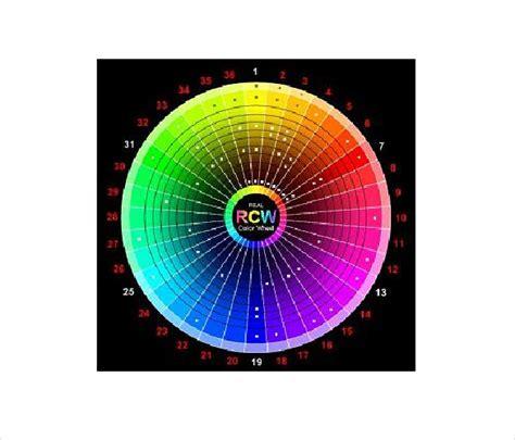 pantone color wheel 15 word pantone color chart templates free
