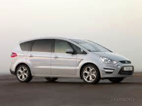 Maxi Ford Ford S Max 2010 And Ford Galaxy 2010 Revealed
