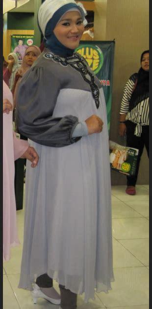 Baju Gamis Untuk Orang Kurus Pendek 11 model baju gamis untuk orang gemuk pendek
