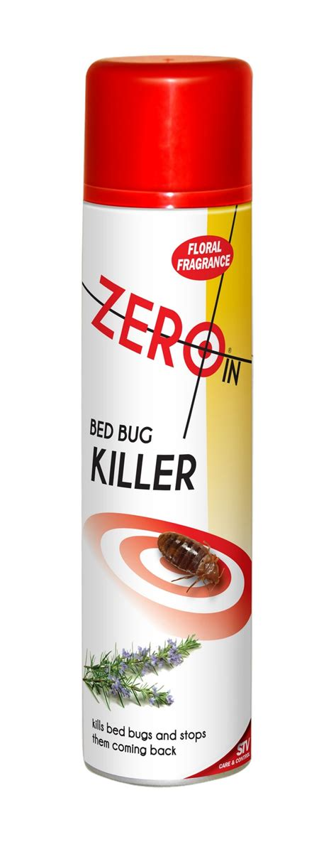 bed bug killer aerosol spray insecticide   rid  bed bugs