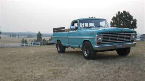 67 ford f250 1967 67 ford f250 f 250 3 4 ton p u truck