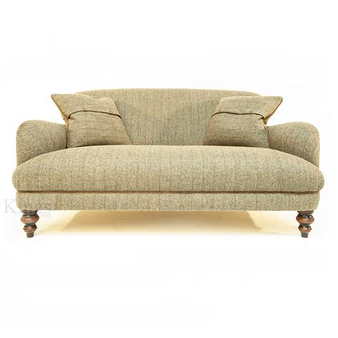 tetrad sofa tetrad harris tweed braemar petit sofa