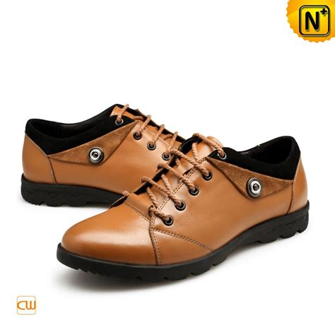 s causal leather loafers shoes cw701118 cwmalls