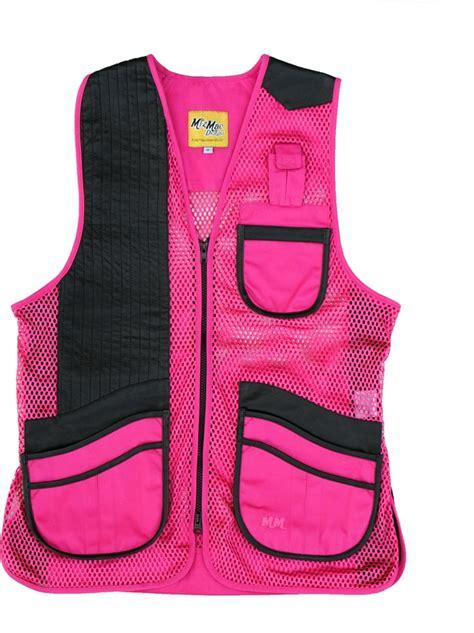 Pink Vest mizmac designs mizmac womens fit mesh vest