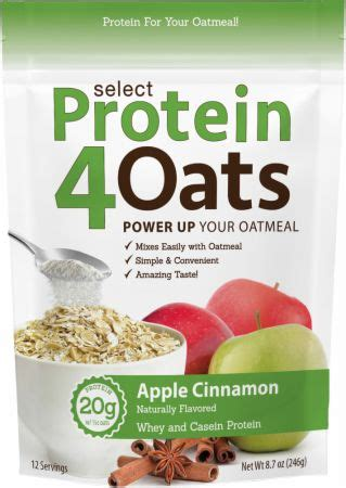 protein 4 oats pescience select protein 4 oats at bodybuilding best