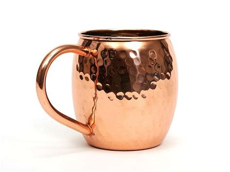 Moscow Mule Hammered Copper Mug | Artisan Crafted Home