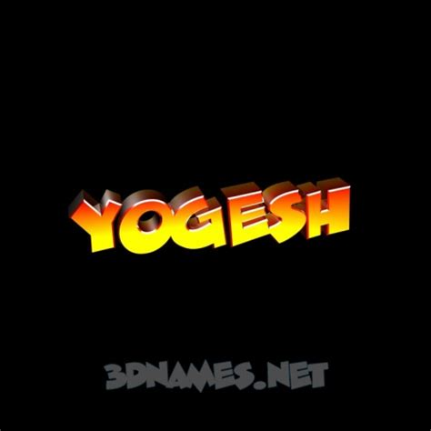 3d Wallpaper Yogesh | preview of quot black background quot for name yogesh