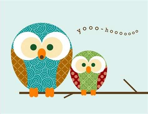 free printable cute owl pictures photo