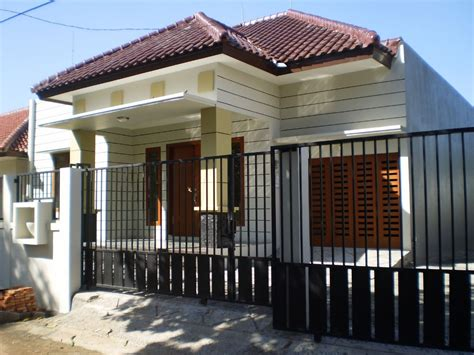 membuat rumah sederhana minimalis rumah sederhana cantik