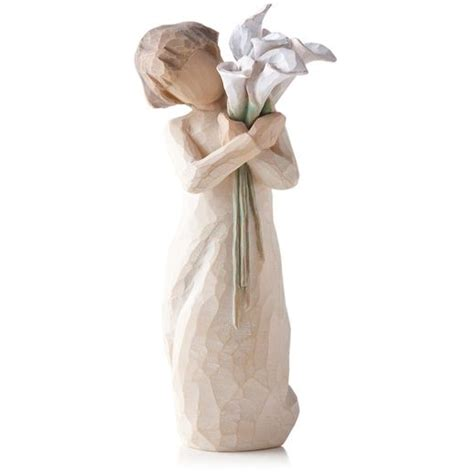 willow tree home decor willow tree 174 beautiful wishes figurine figurines hallmark