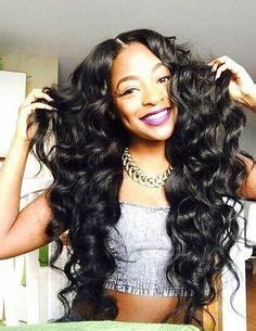 how to get loose waves in african american hair 1000 ideas about brazilian weave on pinterest sew in