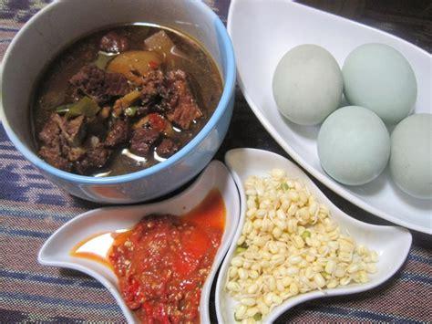 resep masakan nasi rawon petunjuk ibu makanan sehat