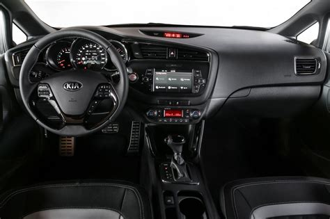 Kia Ceed Interior Kia Ceed 180 Sw 2016 Precios Y Equipamientos