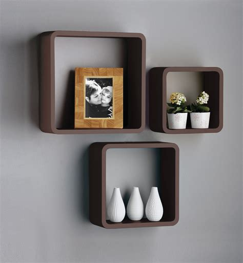 187 Top 10 Best Floating Wall Shelves For Your Homes Square Floating Shelves