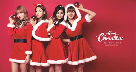 twice christmas twice drops special edition album for christmas allkpop