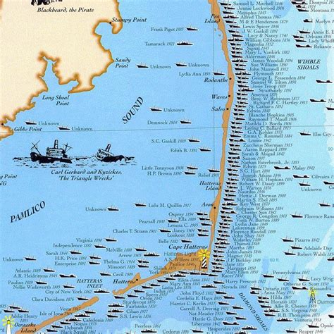 getting to the outer banks nc transportation best 25 north carolina map ideas on pinterest
