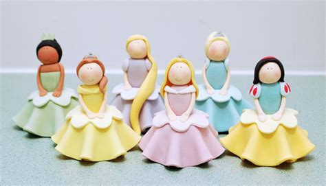 disney princess fondant cupcake toppers simply stunning chef theme cooking food