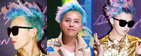 g dragon hairstyle history g dragon s 14 best worst and craziest hairstyles