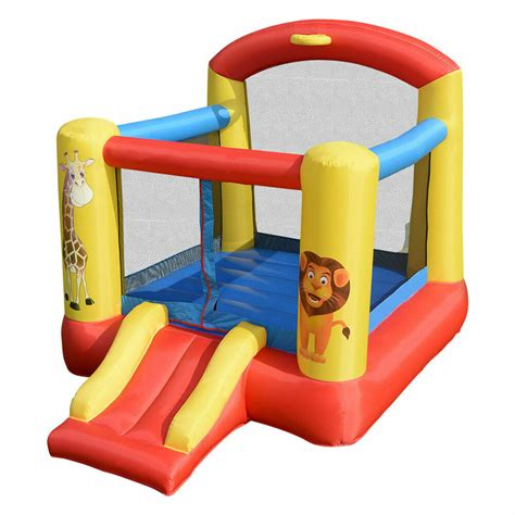 Jumpy Houses by Animals Jumping Bounce House Castle Jumper