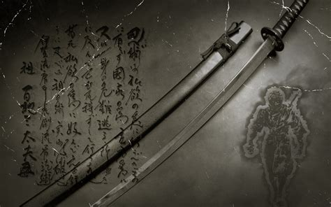 katana wallpaper hd 1920x1080 japanese samurai wallpaper wallpapersafari