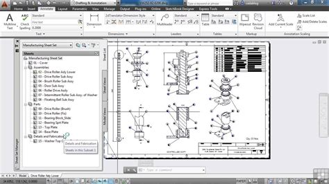 Autocad Tutorial Sheet Set | advanced autocad 2014 tutorial what are sheet sets and