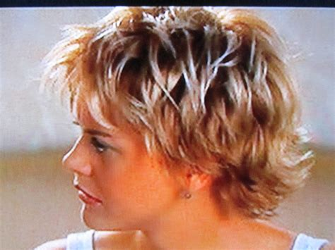 meg ryan back hairstyle loved her hair like this why can t i be meg meg ryan