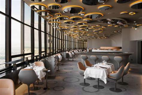 design cafe paris the luxury ciel de paris restaurant interior design