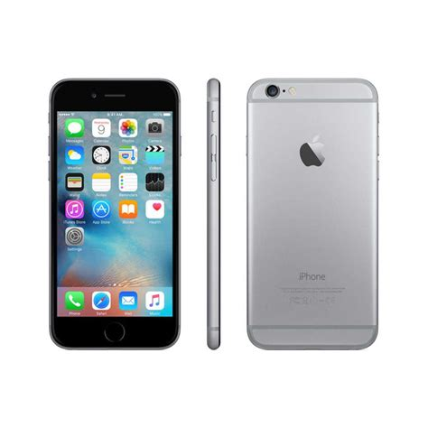 apple iphone 6 128gb gsm unlocked 4 7 inch ios smartphone space gray 885909950959 ebay