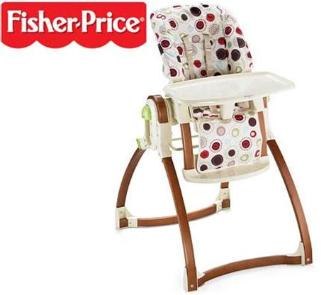 Fisher Price Seat Recline by Fisher Price Baby Studio Brentwood Collection High Chair With Recline And Height Adjust