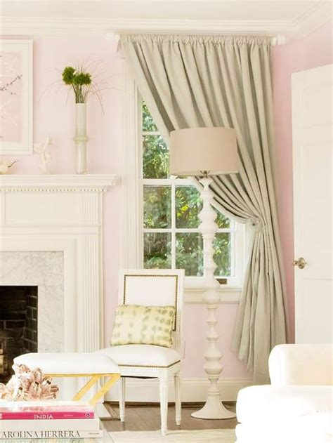 making curtains out of drop cloths perking up a room with drop cloth curtains