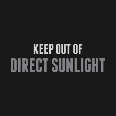 Keep Out Of Direct Sunlight keep out of direct sunlight introvert hoodie teepublic