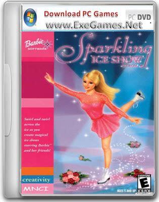 barbie full version games free download barbie sparkling ice show free download full version for pc