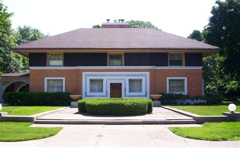 h style house plans architecture frank lloyd wright style house plans free william h winslow house front