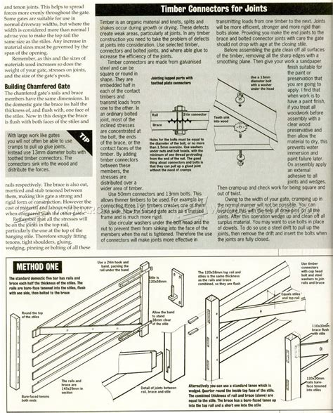 building  bar gates woodarchivist