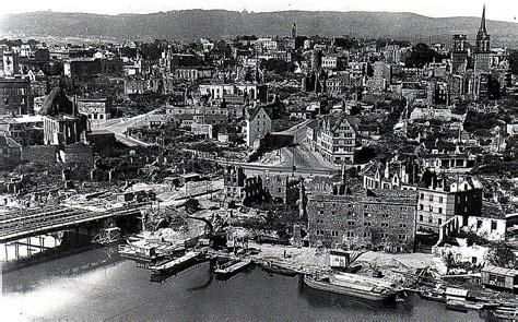 kassel altstadt hauptstadtbewerbung 1948 49