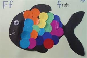 weena fish craft activity