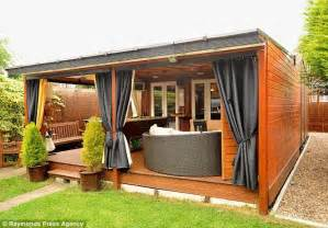 a shed in your back garden functionality vs beauty