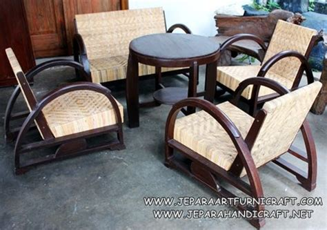 Kursi Rotan Kuno 100 kursi tamu minimalis terbaru dengan harga murah