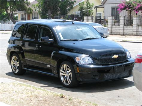 2009 Hhr Ss by Damronjr S 2009 Chevrolet Hhr Ss Sport Wagon 4d In San
