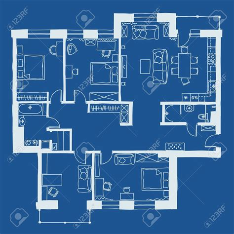 floor plan blueprint house floor plan blueprint home fatare