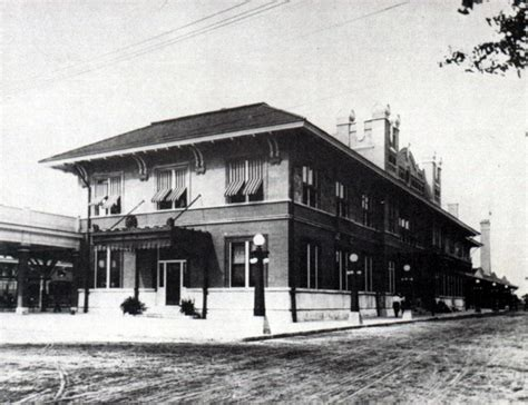 florida memory the pensacola l n depot louisville and