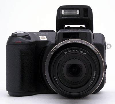 fuji finepix s7000 digital camera review: design